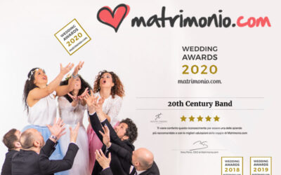 WEDDING AWARDS 2020 by matrimonio.com